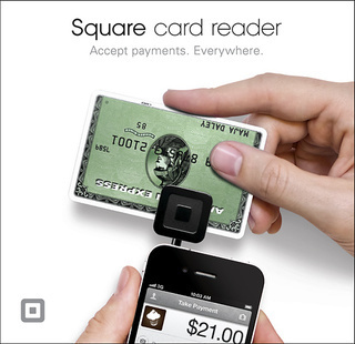 Square makes business on the go easier.. mobile transactions | Mobile IT | Scoop.it