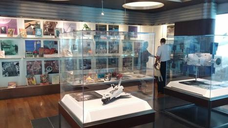 New exhibit on popular space culture at the Malton Gallery in Pearson Terminal 1 | More Commercial Space News | Scoop.it