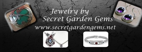 Secret Garden Gems | Celebrating Women | Scoop.it