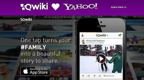 Yahoo! compra Qwiki para potenciar el vídeo móvil contra Vine e Instagram | Medio Social | Scoop.it