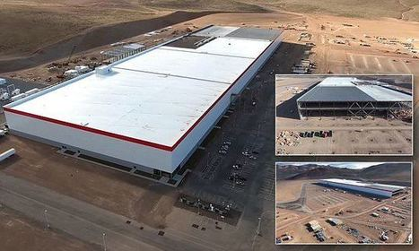 Gigafactory that will make or break Tesla to open on July 29th | Tesla Motors (+ other electric cars news) | Scoop.it