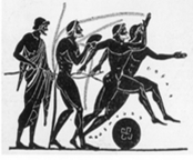 Ancient Olympic Games, First Olympics in Olympia | Greek History | Greek & Roman History | Scoop.it