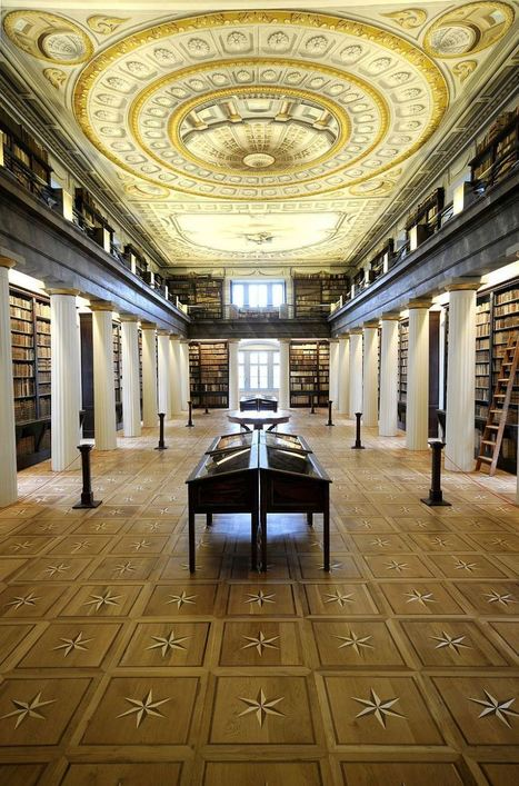 Magical and Enchanting Libraries Filled with Volumes of Wonder | Libraries, Books, and Writing | Scoop.it