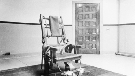 Tennessee to use electric chair when lethal drugs unavailable | Peine de mort | Scoop.it