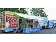 Bookmobile in San Luis to expose readers to digital reading - Yuma Sun | marketing electronic resources | Scoop.it