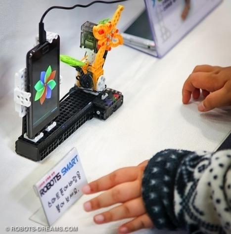 RobotWorld 2013: Robotis Posed To Disrupt Robot Development   Robots Dreams   Programming   Scoop.it