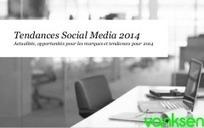 Les tendances Social Media 2014 - Le blog du Modérateur | Sphère des Médias Sociaux | Scoop.it
