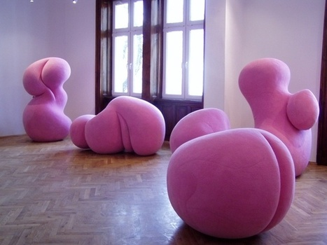 Iwona Demko: Cuddly | Art Installations, Sculpture | Scoop.it