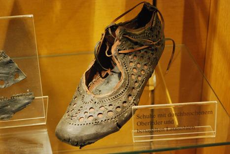 Une chaussure romaine vieille de deux mille ans retrouvée en Allemagne | www.directmatin.fr | Aux origines | Scoop.it
