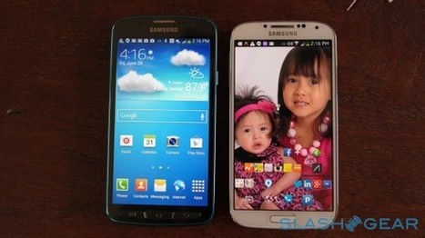 Samsung Galaxy S 4 Active.. review   Mobile IT   Scoop.it