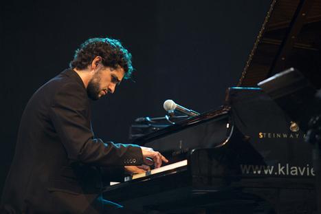 Sergio Monroy Sexteto (Auditorio Parque Almansa, San Javier, Murcia 16-7-2014) | JAZZ I FOTOGRAFIA | Scoop.it