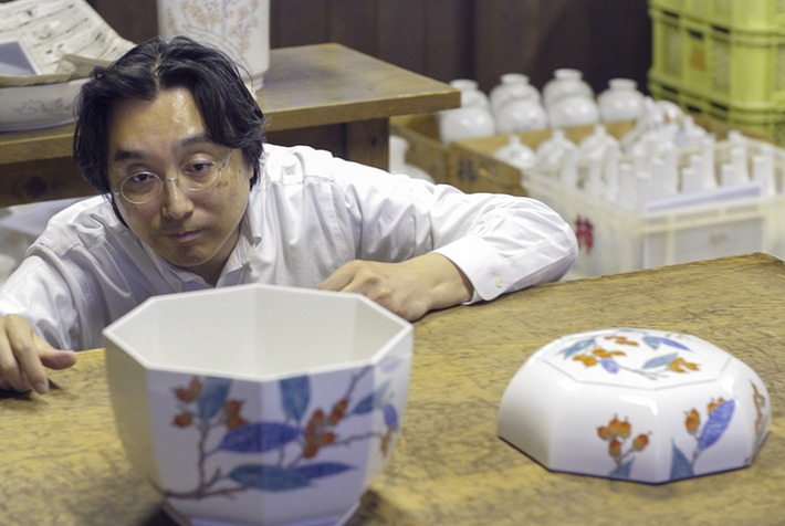 """Made in Japan: Kakiemon and 400 years of porcelain"" on view at the British Museum 