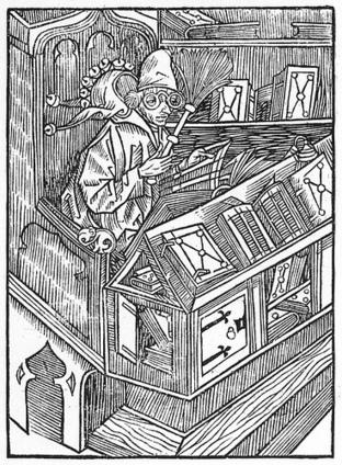 PreTextos: El loco de los libros   Universo Abierto   Documentos antiguos   Scoop.it