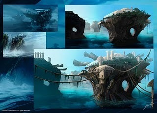 Agnes Staudt: Concept art- Environment | Conceptart | Scoop.it