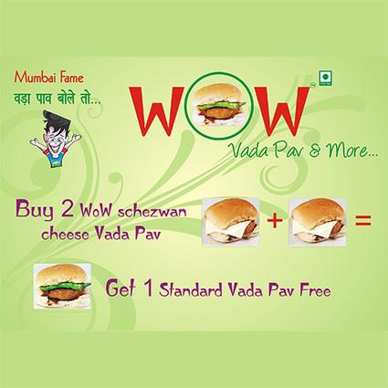 WOW VADAPAV DEALS DELHI   Free Coupon Deals Near by your city   Scoop.it