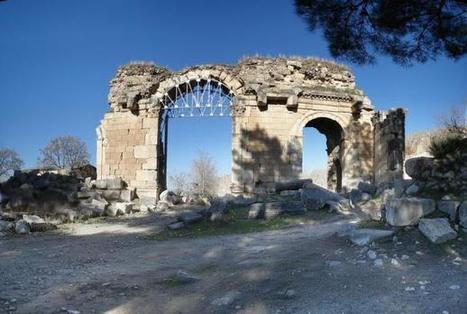 Descubierto recinto para combates de gladiadores en antigua ciudad Cilicia de Turquía | Mundo Clásico | Scoop.it