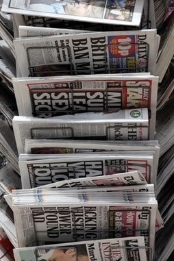 Circulation of anti-BNP newspapers declined again in January | The Indigenous Uprising of the British Isles | Scoop.it