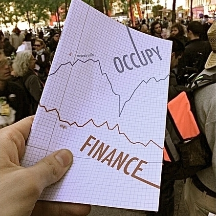 Occupy Finance: How To Manage Your Money When Big Banks Are Evil   Peer2Politics   Scoop.it