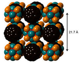Artificial 'superatoms' for a new periodic table - Chemistry World | Chemistry CC | Scoop.it