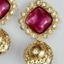 Earrings - WedNeeds | Bridal Jewellery | Scoop.it