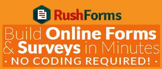 RushForms: Build Online Forms and Surveys in Minutes | RushForms | Scoop.it