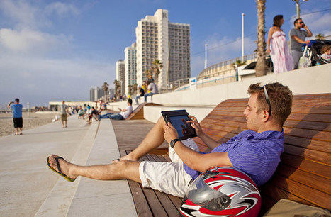 Tel Aviv issues Smart City card | Tourism Innovation | Scoop.it