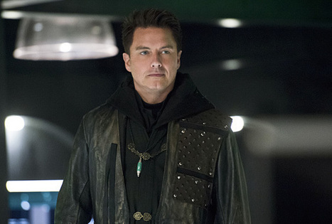 Arrow's John Barrowman Now a Series Regular Across All CW/DC Shows | ARROWTV | Scoop.it