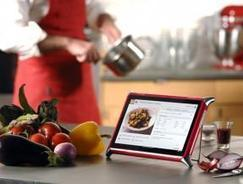 The QOOQ: The Tablet For The Kitchen Arrives In The U.S., Just In Time For The Holidays | QOOQ | Scoop.it
