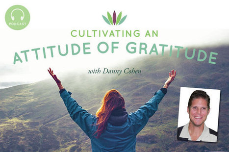 #51 Cultivating an Attitude of Gratitude with Danny Cohen - Liveto110.com | Healthy Lifestyle | Scoop.it