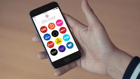 Les médias sur Snapchat Discover parlent-ils vraiment aux ados? | DocPresseESJ | Scoop.it