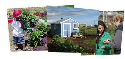 American Community Gardening Association | Community Gardening Resources | Scoop.it