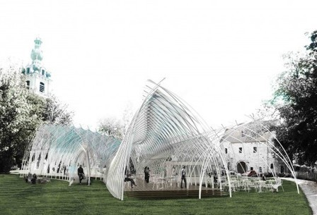 Naves Temporary Pavilion Proposal / Appareil | The Architecture of the City | Scoop.it