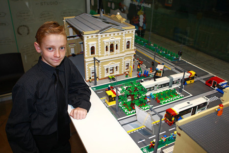 Adelaide urban planners use Lego to help build a hi-tech future | Lorraine's  Changing Places (Nations) | Scoop.it