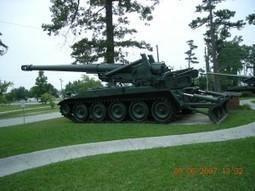 M110A2 Howitzer  – Walk Around | History Around the Net | Scoop.it