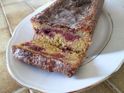 Le cake à la framboise : une recette gourmande | Les recettes de Gralon.net | Scoop.it