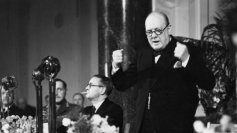 Historic misunderstanding underlies UK-EU relationship on Churchill anniversary | ESRC press coverage | Scoop.it