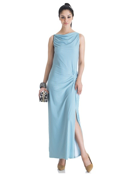 Grab Yogesh Chaudhary's 'a stripe affair' dress only at Stylista   Stylista   Scoop.it