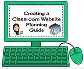 Teacher's Simple Guide to Creating an Effective Classroom Website | Integration Ideas | Scoop.it