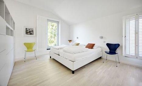 En images: comment une impressionnante rénovation offre 75 m² de surface habitable supplémentaire | Habitat intérieur | Scoop.it