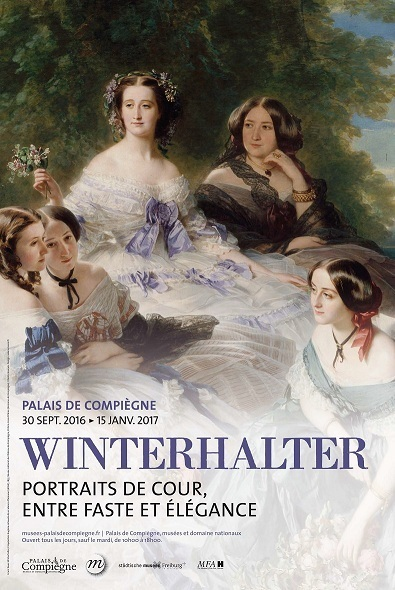 Winterhalter, Portraits de cour, entre faste et élégance | Musées et domaine nationaux de Compiègne | Arts vivants, identité européenne - Living Arts, european Identity | Scoop.it