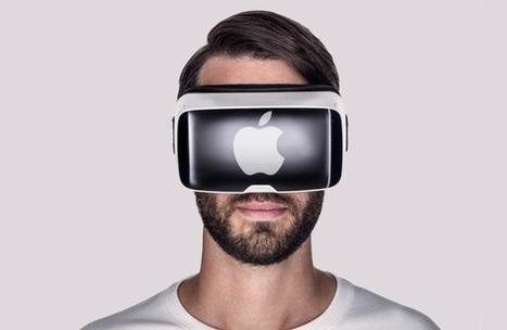 Apple doit et va lancer son casque de réalité virtuelle | Clic France | Scoop.it