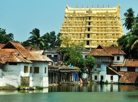 Shri Padmanabhaswamy Temple, the Famous Hindu Temple of Trivandrum   An Open Eye to the Outdoor   Scoop.it