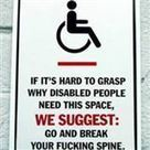 10 of the Best and Worst Examples of Handicap Access | Strange days indeed... | Scoop.it