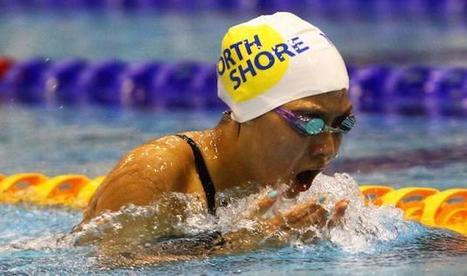 Golden champs for young North Shore swimmer - Voxy | Amazing Rare Photographs | Scoop.it