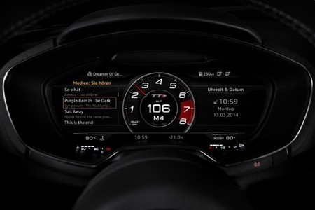 Audi TT's virtual cockpit blends the old and the new | Being Smart | Scoop.it