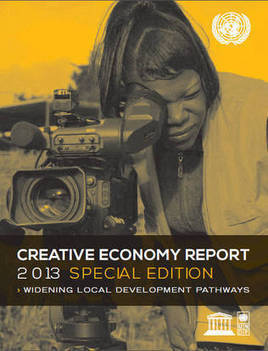 Creative Economy Report 2013 Special Edition | United Nations Educational, Scientific and Cultural Organization | Countries | Scoop.it