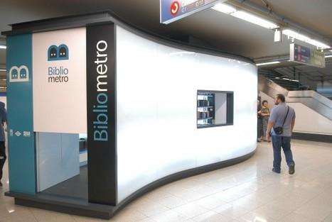Bibliometros, la red de bibliotecas del transporte público | Por una Educación de Calidad | Scoop.it