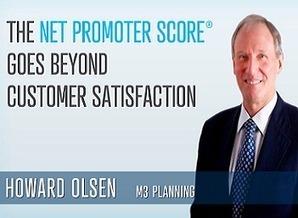 The Net Promoter Score Goes Beyond Customer Satisfaction (13 ... | high performance organization | Scoop.it