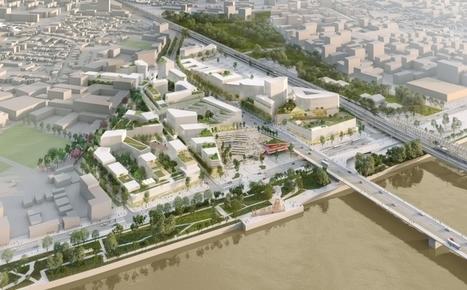 Bordeaux : la Bellevilloise va se déployer sur la rive droite | BMA - Bordeaux Métropole Aménagement | Scoop.it