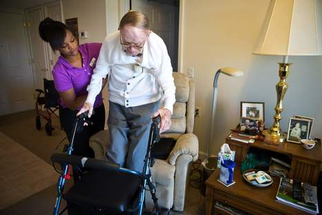Trio blends health, business skills to provide home care | Health | Scoop.it
